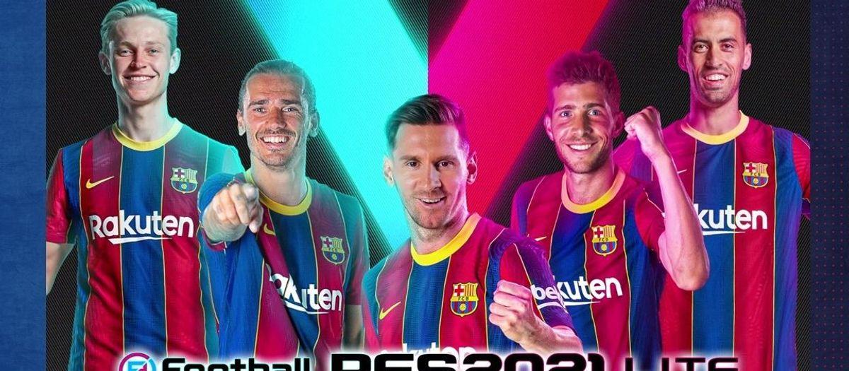 Ya disponible la modalidad 'Free to play' de eFootball PES 2021 SEASON UPDATE