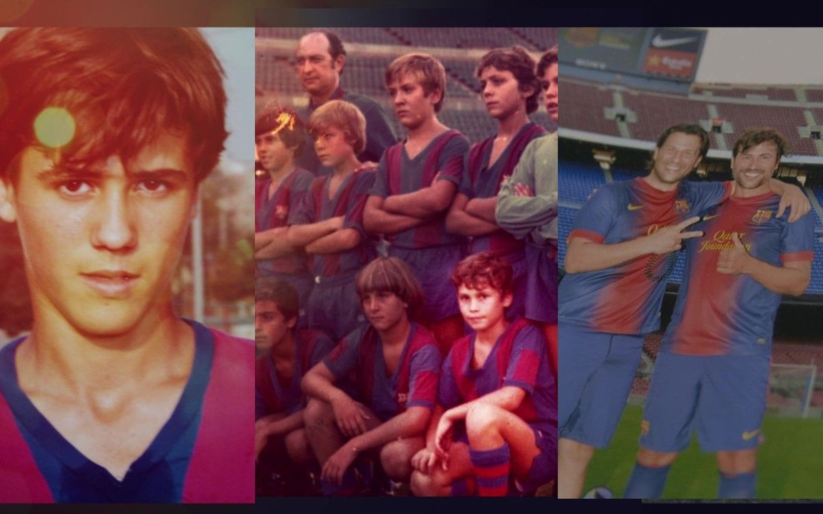Formar-se al Barça, un element diferencial