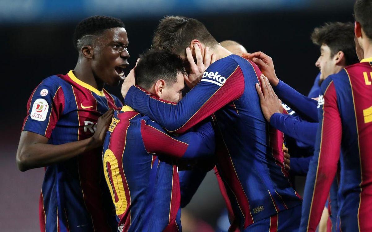 Messi i Piqué: 500 partits junts