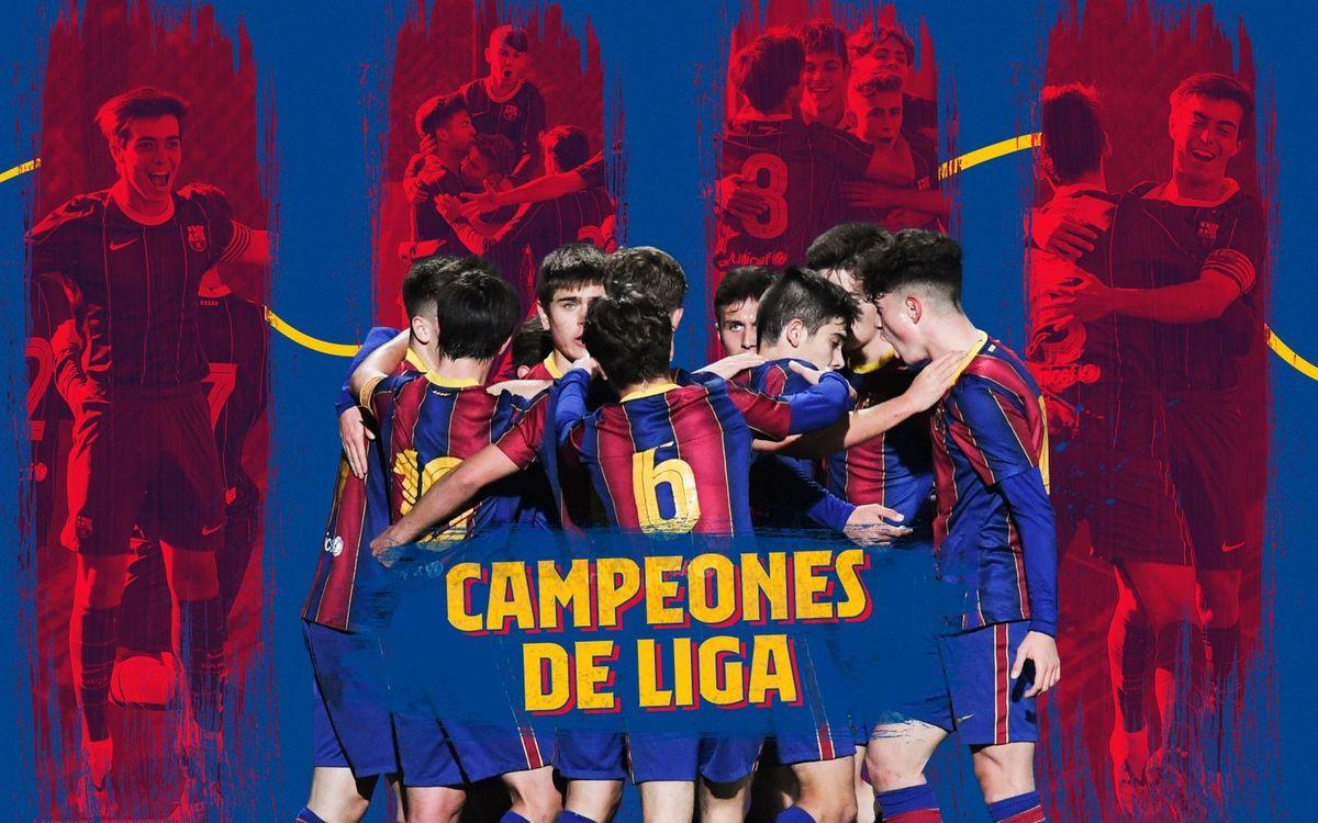 Campeones Juvenil B