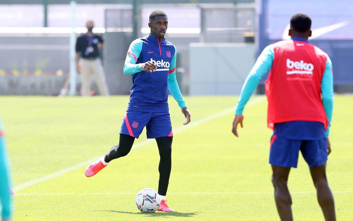 Ousmane Dembélé to undergo surgery on June 28