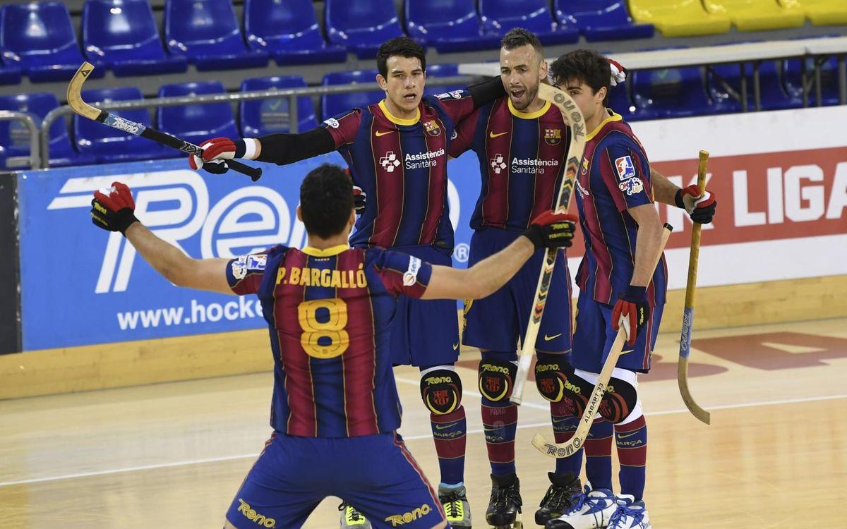 Barça 13–1 Taradell: Goals galore!
