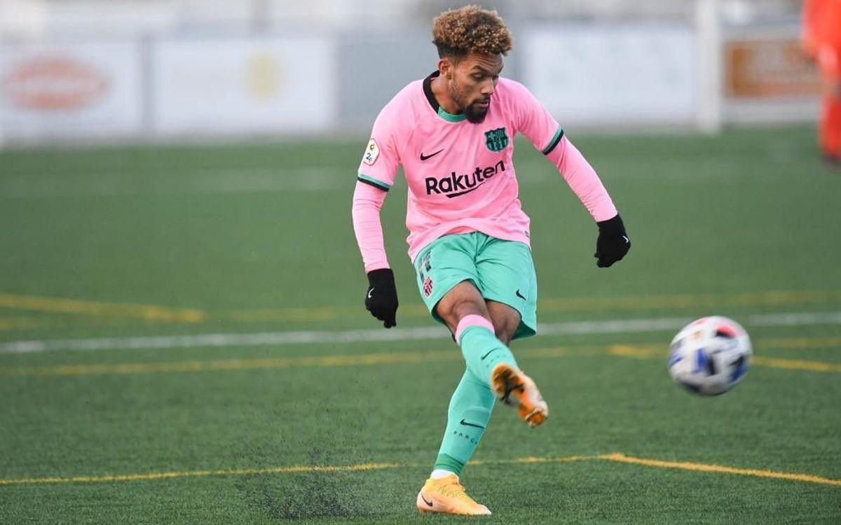 Alcoyano - Barça B: Konrad da un triunfo clave (1-2)