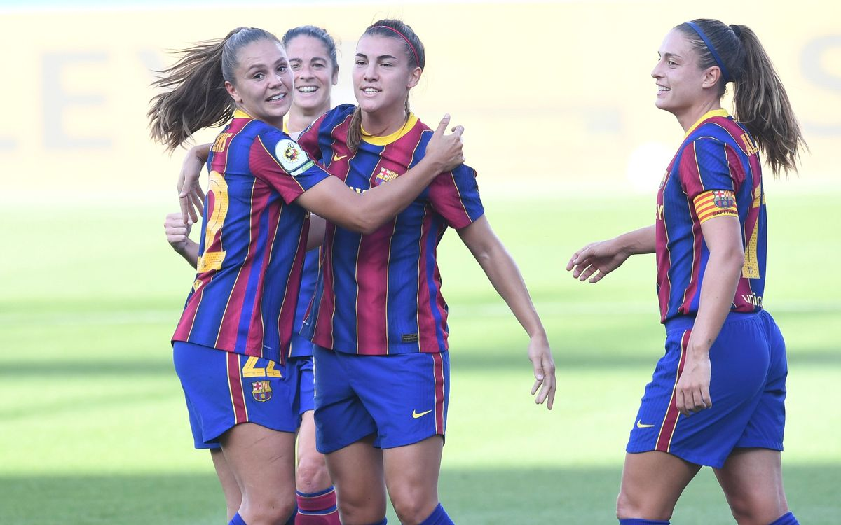 Madrid CFF - FC Barcelona: A seguir sumando, en una semana clave
