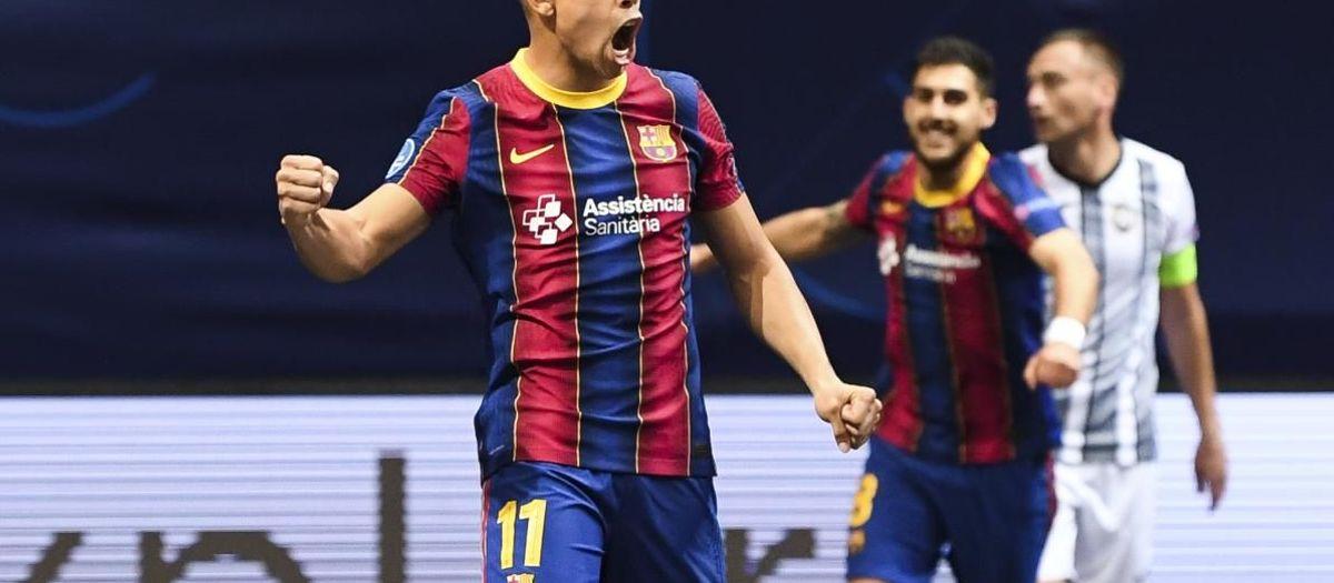 Ferrao shortlisted for UEFA Goal of the Season