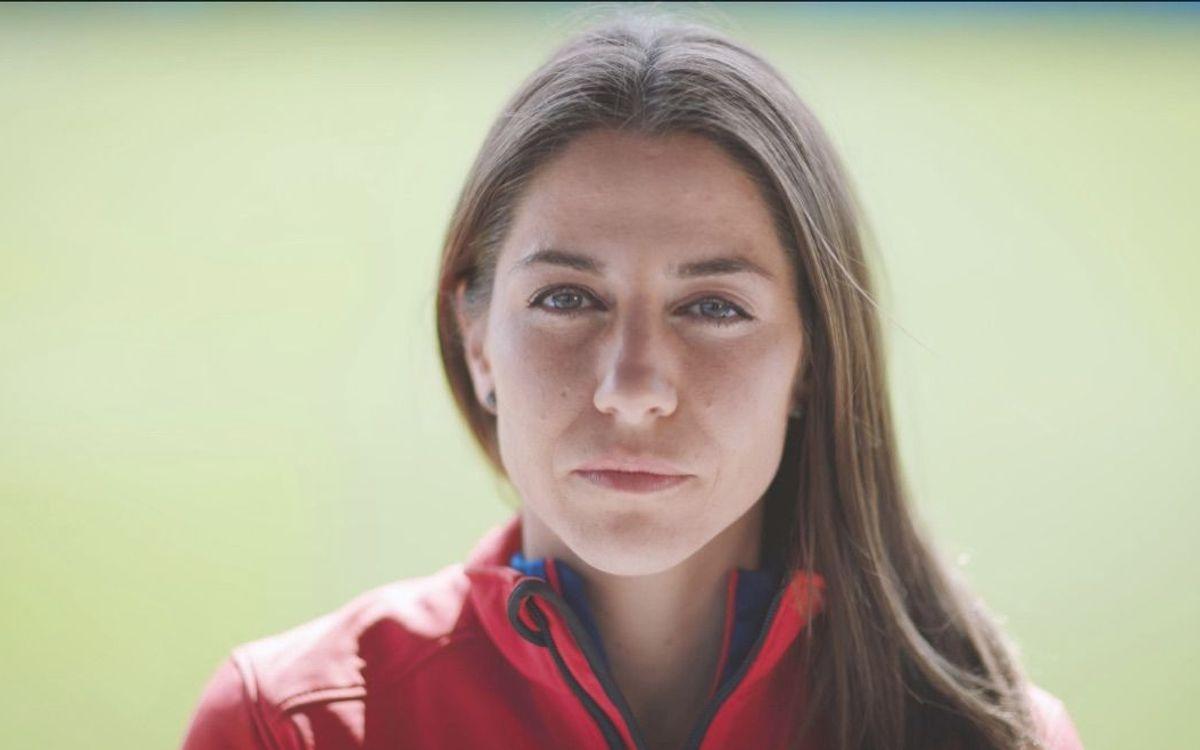 Vicky Losada se une a la Fundación Barça para luchar contra la problemática del Bullying