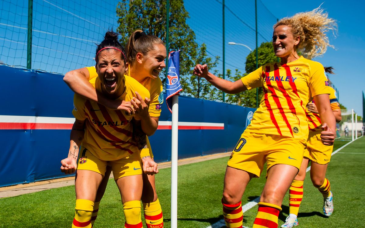 WOMEN'S CHAMPIONS LEAGUE PREVIEW: Barça v PSG