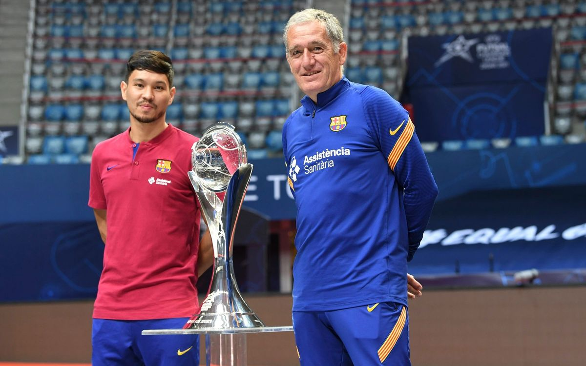 El Barça quiere revalidar título en la segunda final de Champions en siete meses