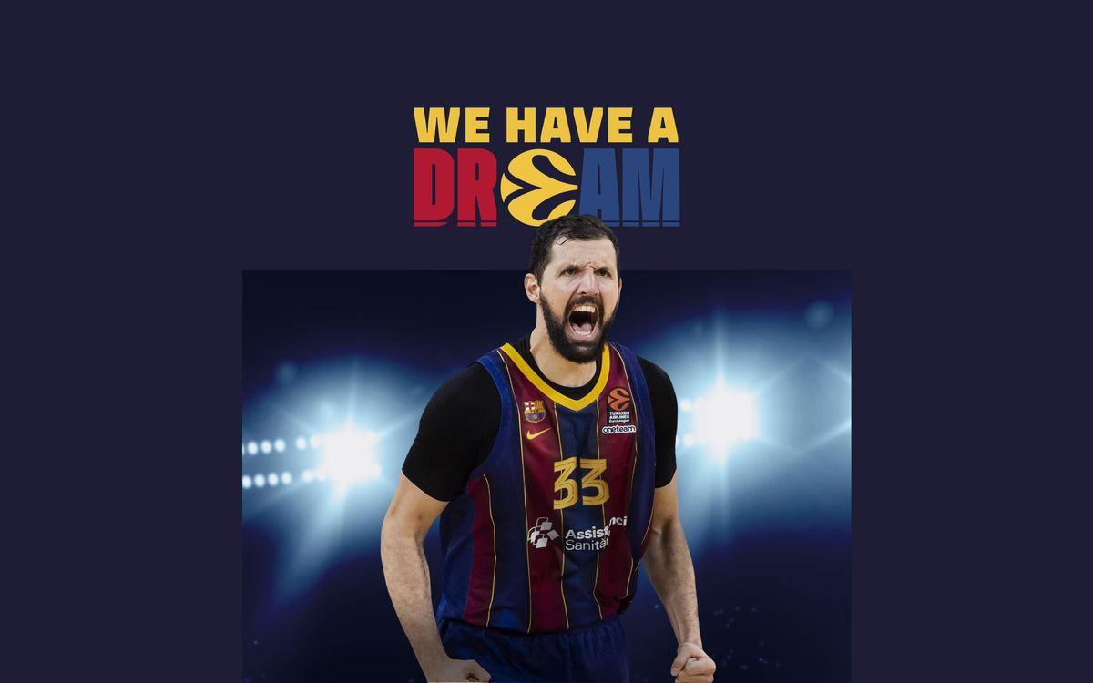 El Barça vuelve a la Final Four 7 años después