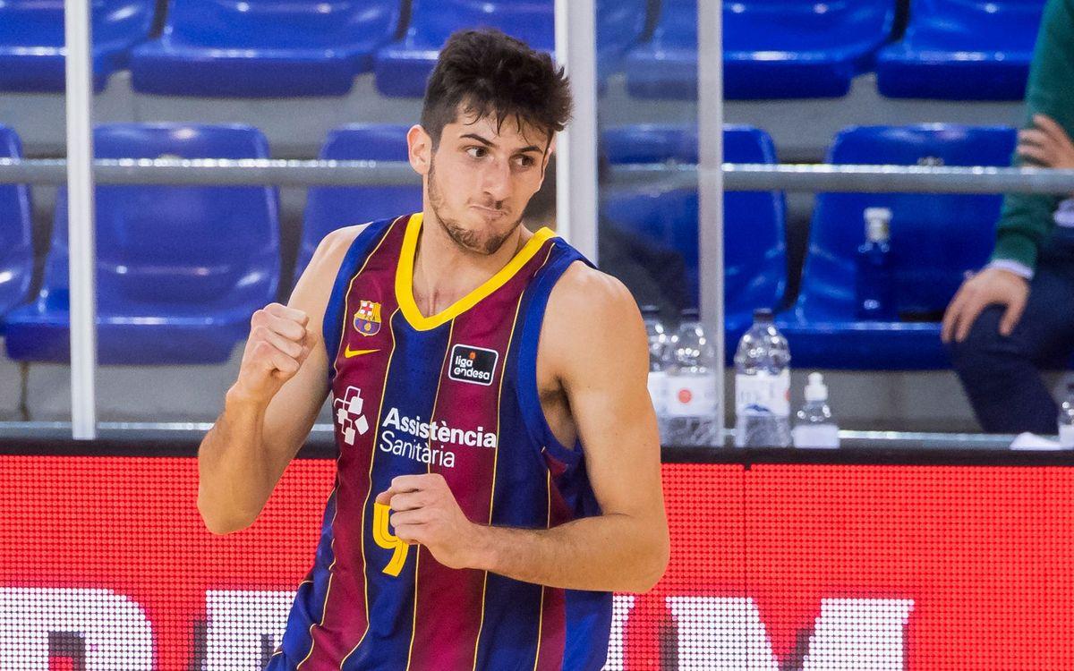 El Obradoiro, el próximo reto del Barça