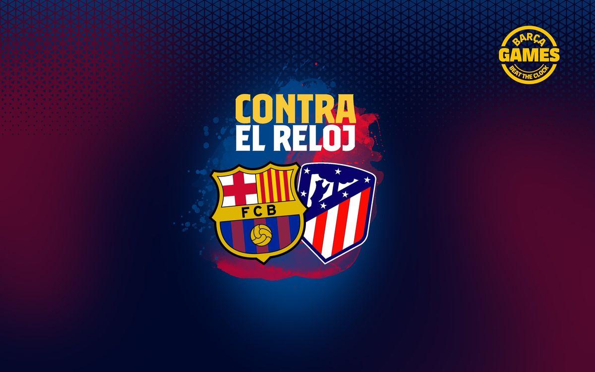CONTRA EL RELOJ | Nombra los 8 futbolistas que han estado en Barça y Atlético de Madrid en el s. XXI