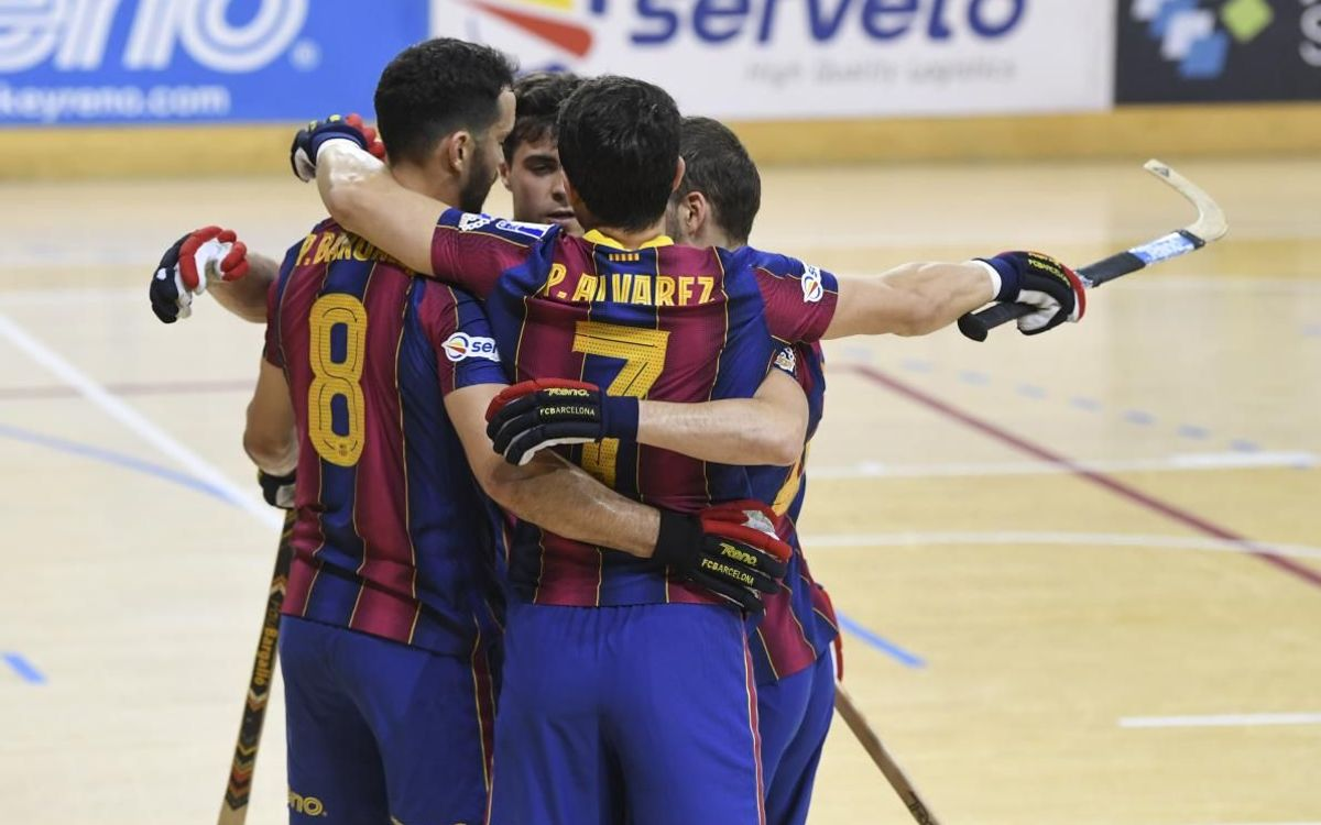 Barça 12-2 Vic: Closer to the title