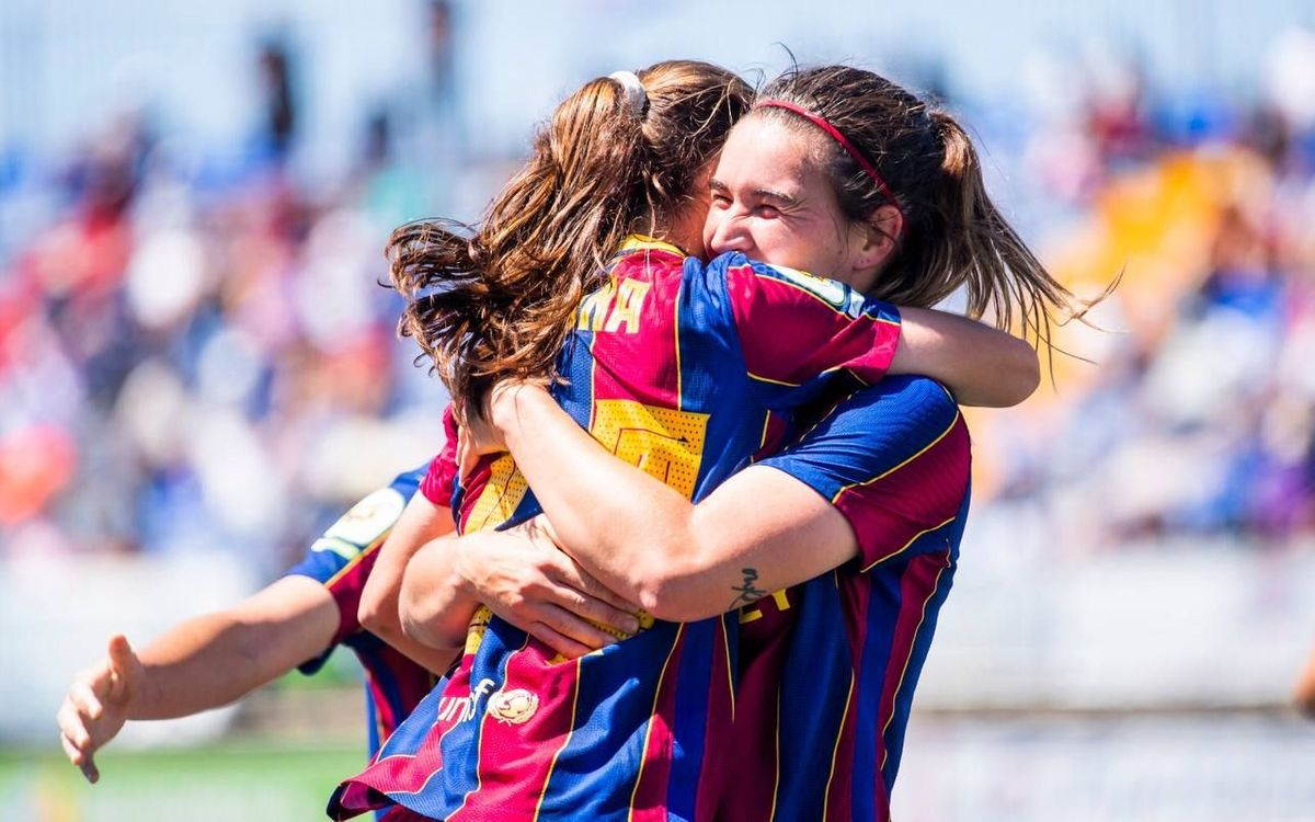 Granadilla 0-1 Barça Women: One point from the title!