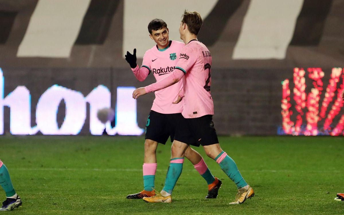PREVIEW | Levante v Barça