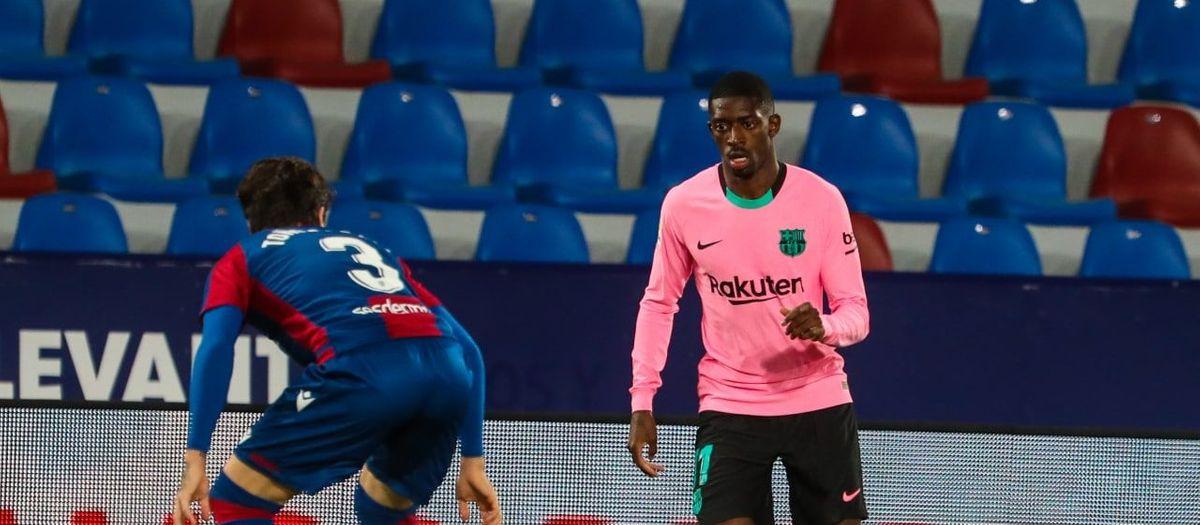 Levante 3-3 Barça: Title challenge takes a blow