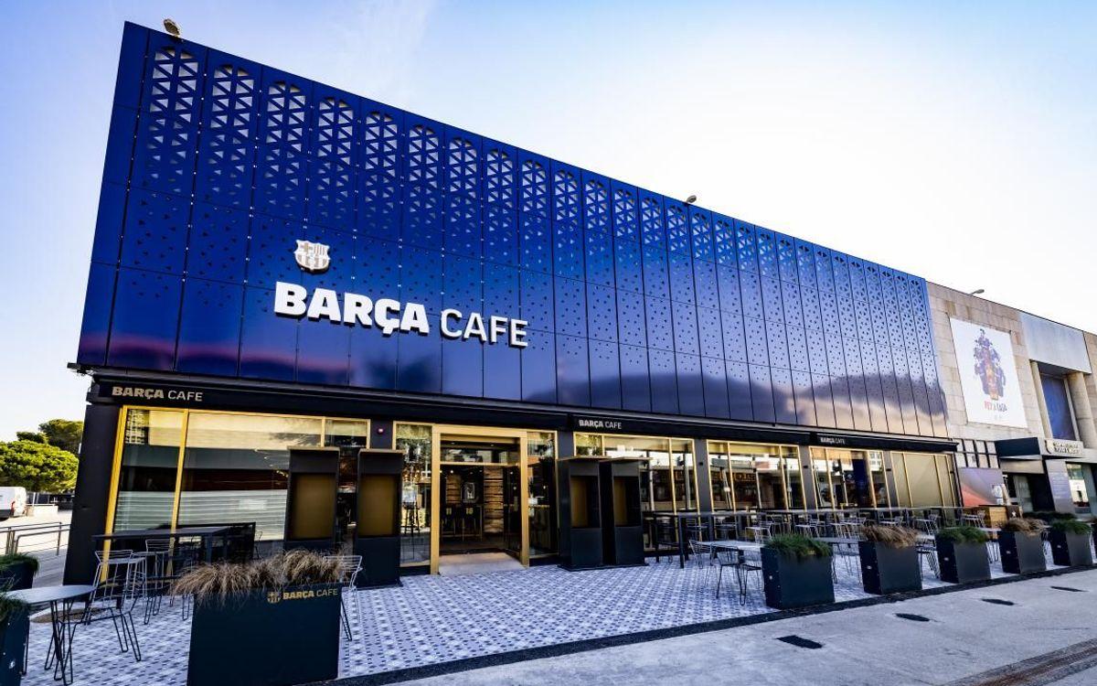 Barça Cafe, el nou emblema de la restauració al Camp Nou