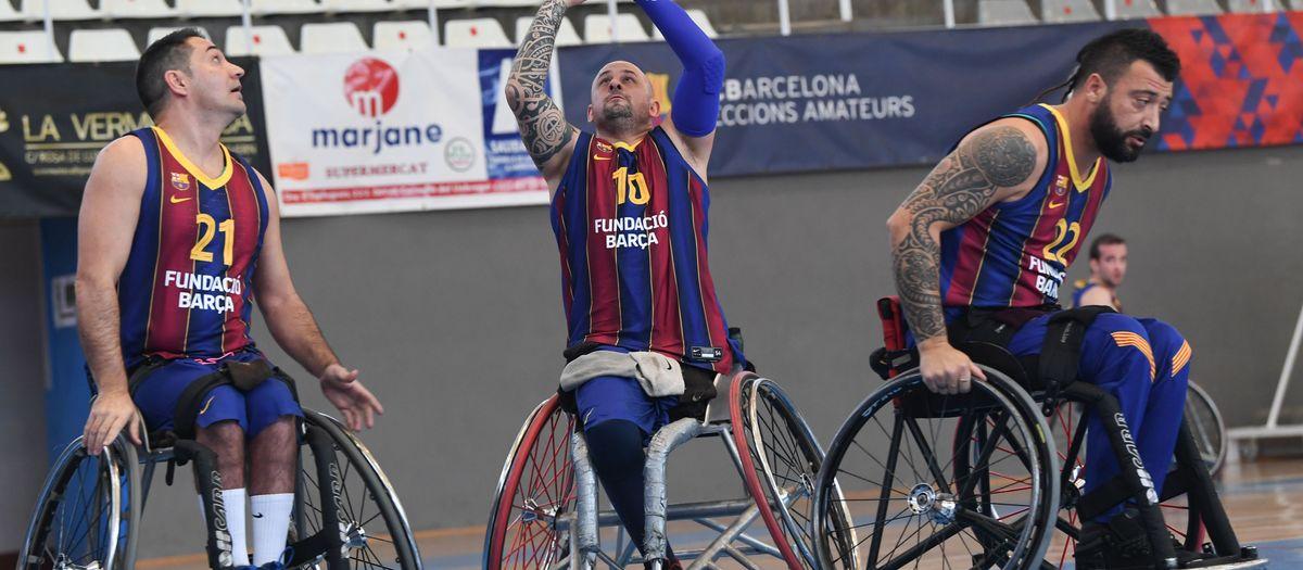 "El UNES Barça cierra la Liga fuera de la ""final-four"""
