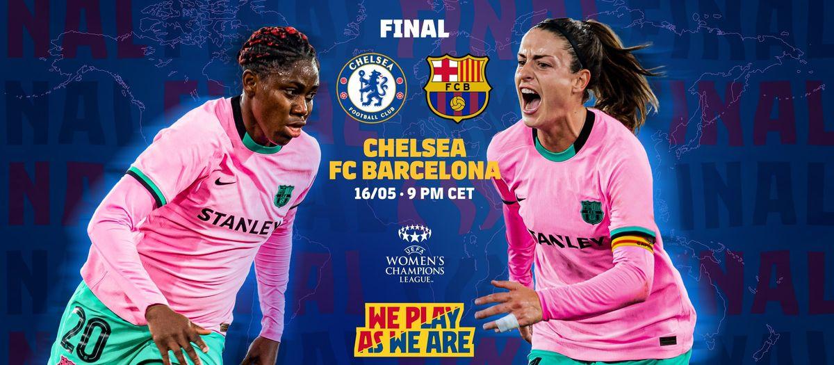 Quan i on veure el Chelsea - Barça