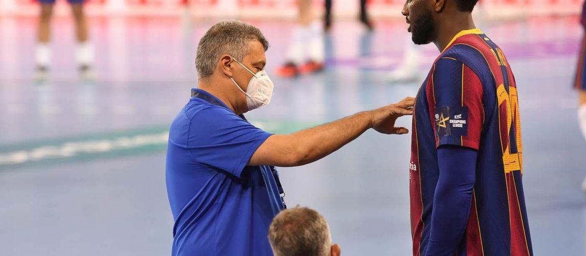 Los entrenadores de Champions eligen a cuatro culés