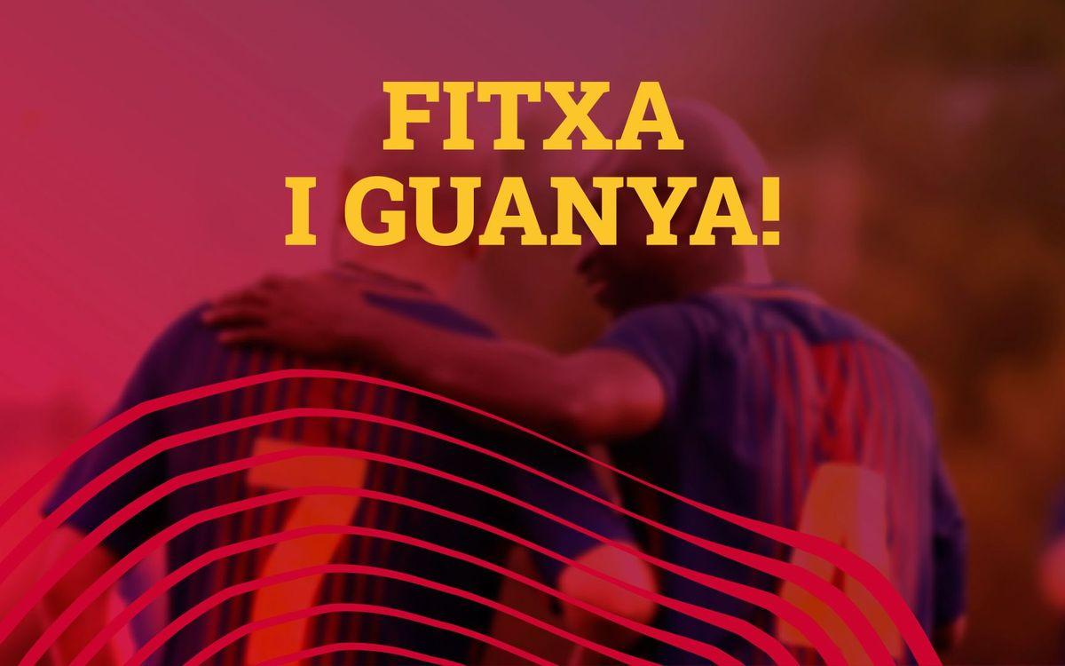 Fitxa i Guanya, nova campanya de l'Agrupació per créixer