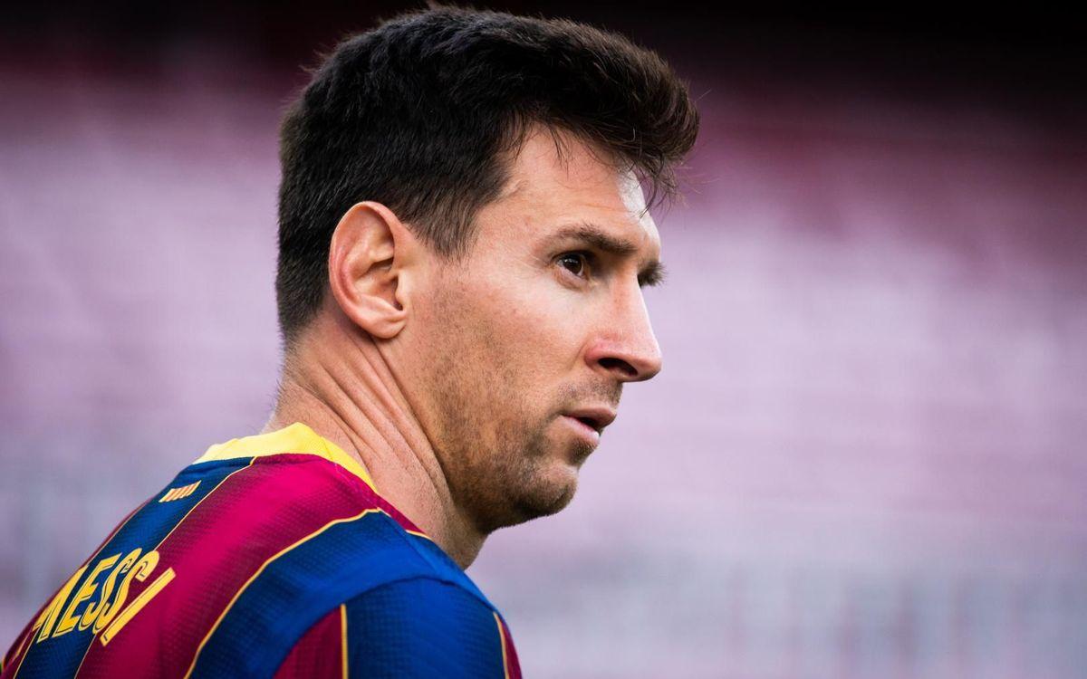 Messi, stats leader in La Liga