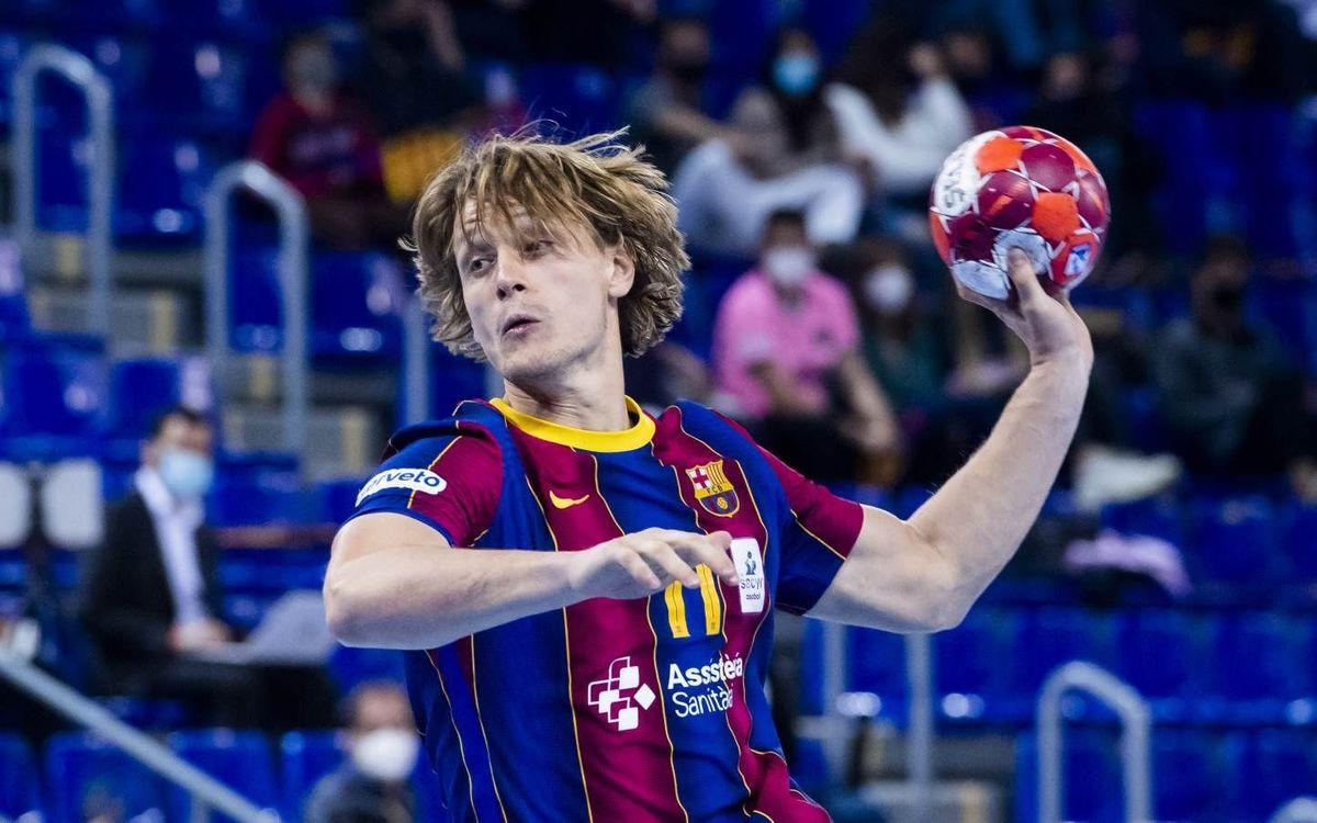 Jure Dolenec will play for Limoges Handball