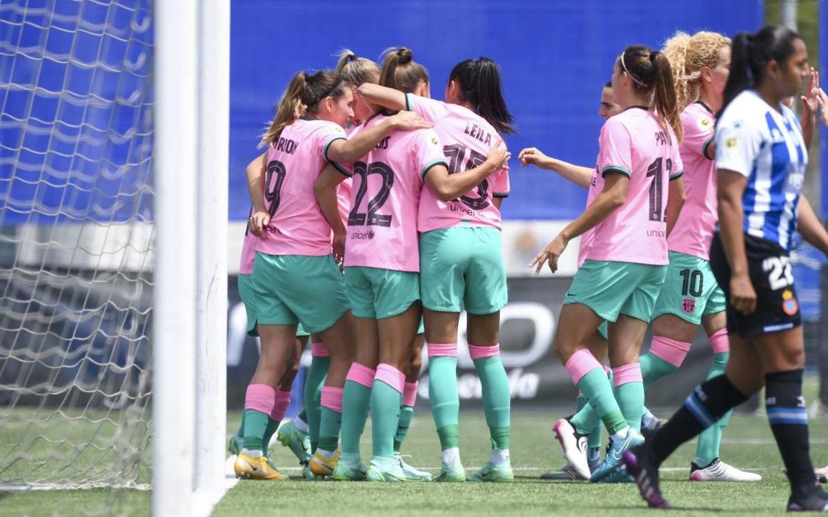 Espanyol 2-3 Barça: The derby is Blaugrana!