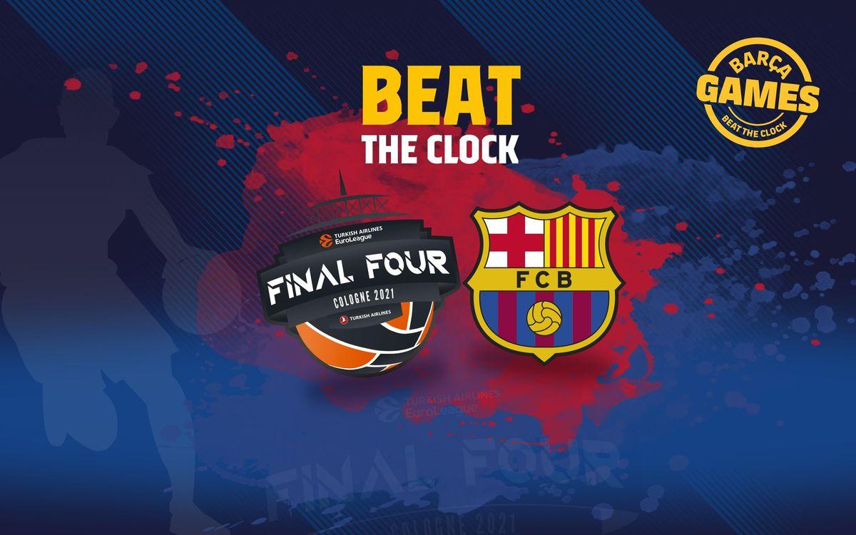 BEAT THE CLOCK | Name FC Barcelona's Euroleague winners