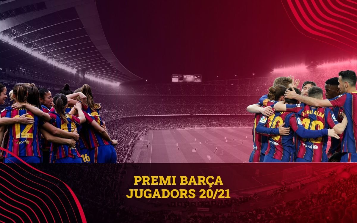 The 13th Barça Players Award voting period begins