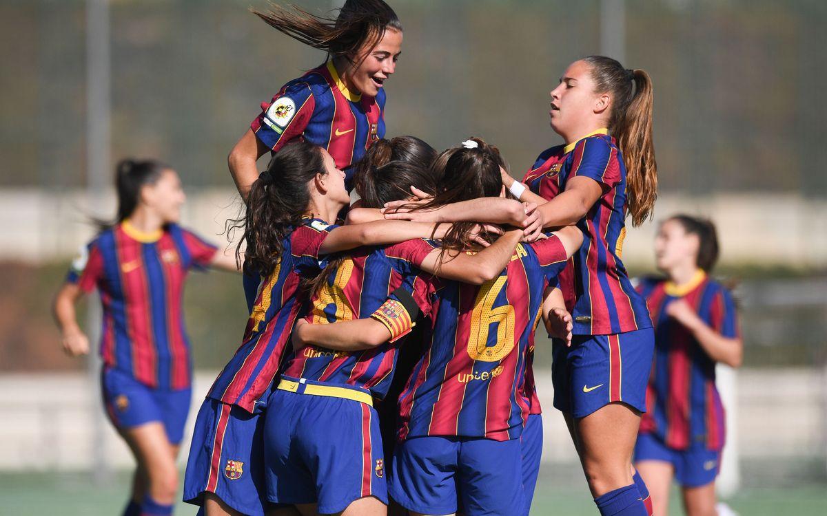 El filial tanca una gran temporada amb un nou triomf