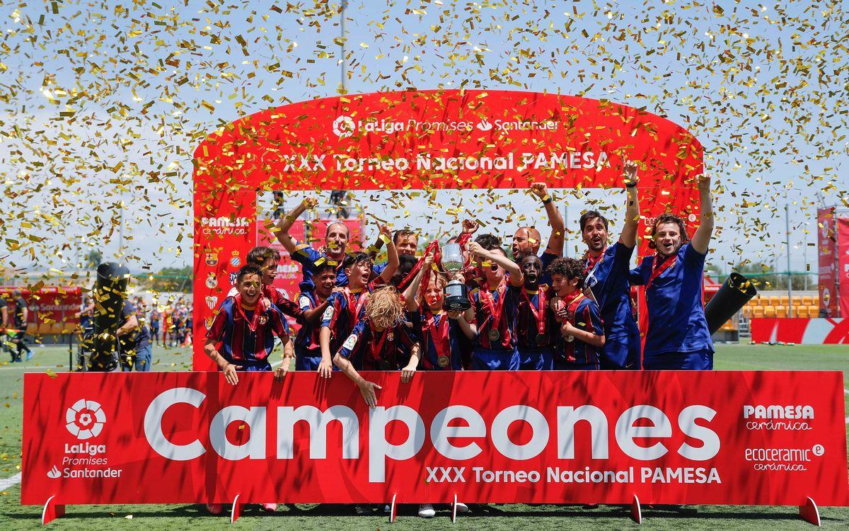 LaLiga Promises Champions