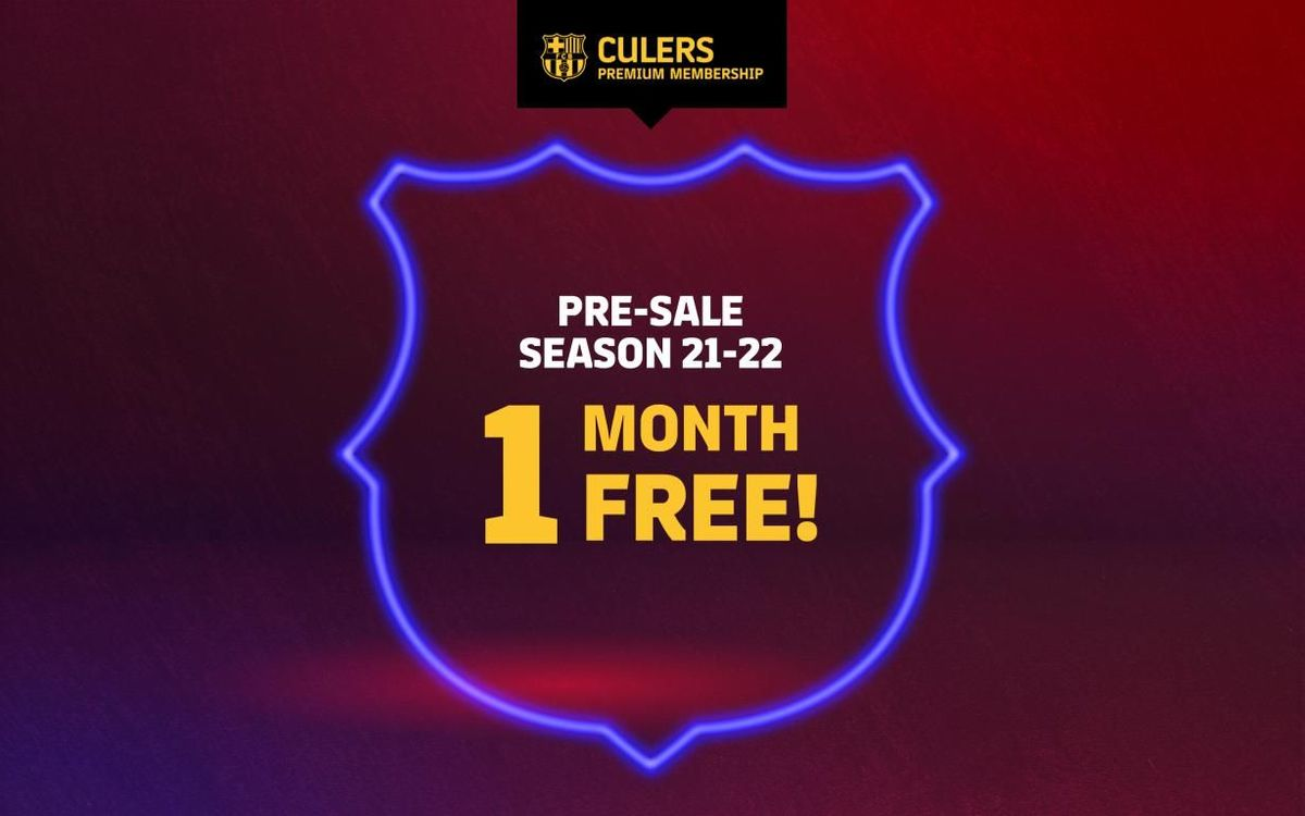 Barça TV + and the CULERS Premium Membership celebrate their first anniversary with more than 1,000 hours of 100% Barça content