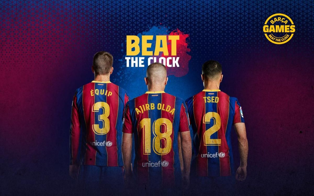 Do you know the full names of the FC Barcelona players?