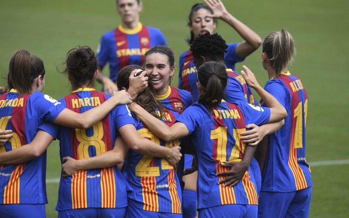 Barça Women 3–2 Madrid CFF: Superb comeback