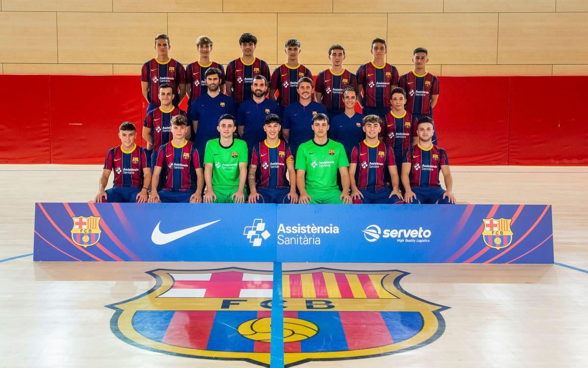 El Juvenil, a la Fase Final de la Copa d'Espanya!