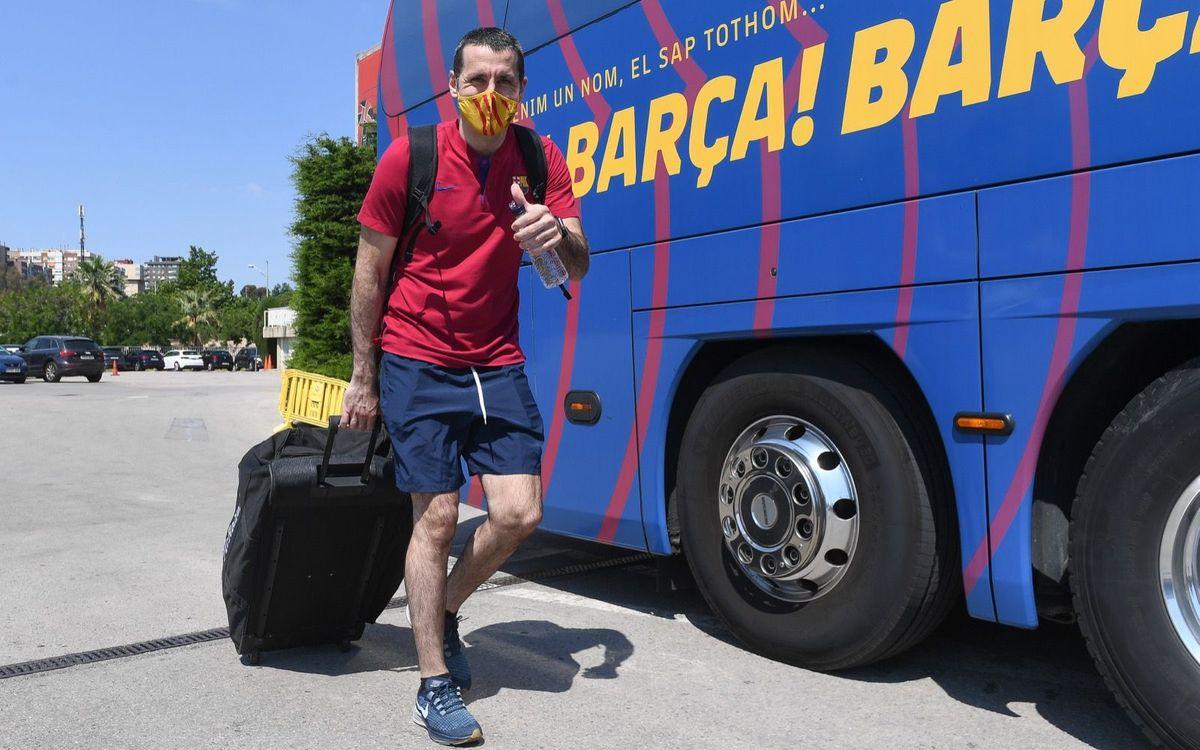 Barça – Noia Freixenet: Un últim esforç i un gran desig per aconseguir la Copa