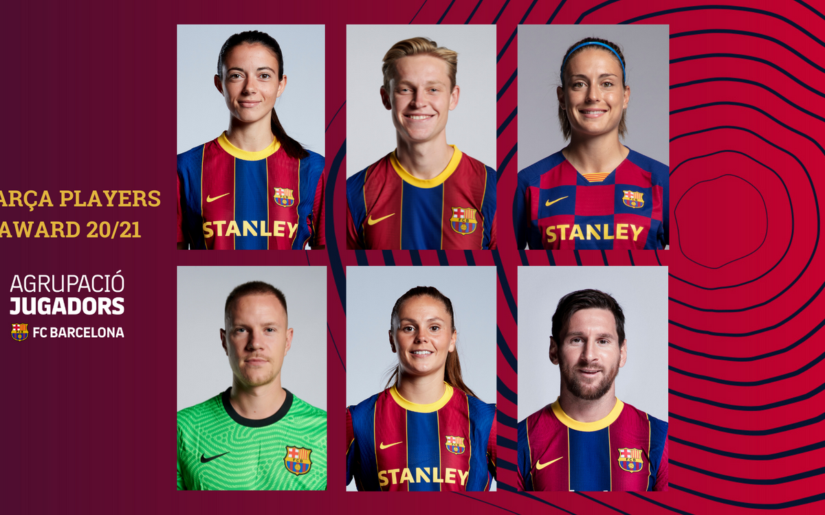 The 13th Barça Players Award has their finalists