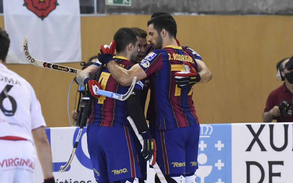 Reus - Barça: ¡El deseo de la Copa más cerca! (3-6)