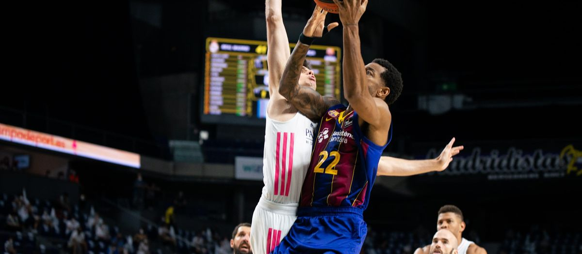 Real Madrid 75-89 Barça: One step from the title