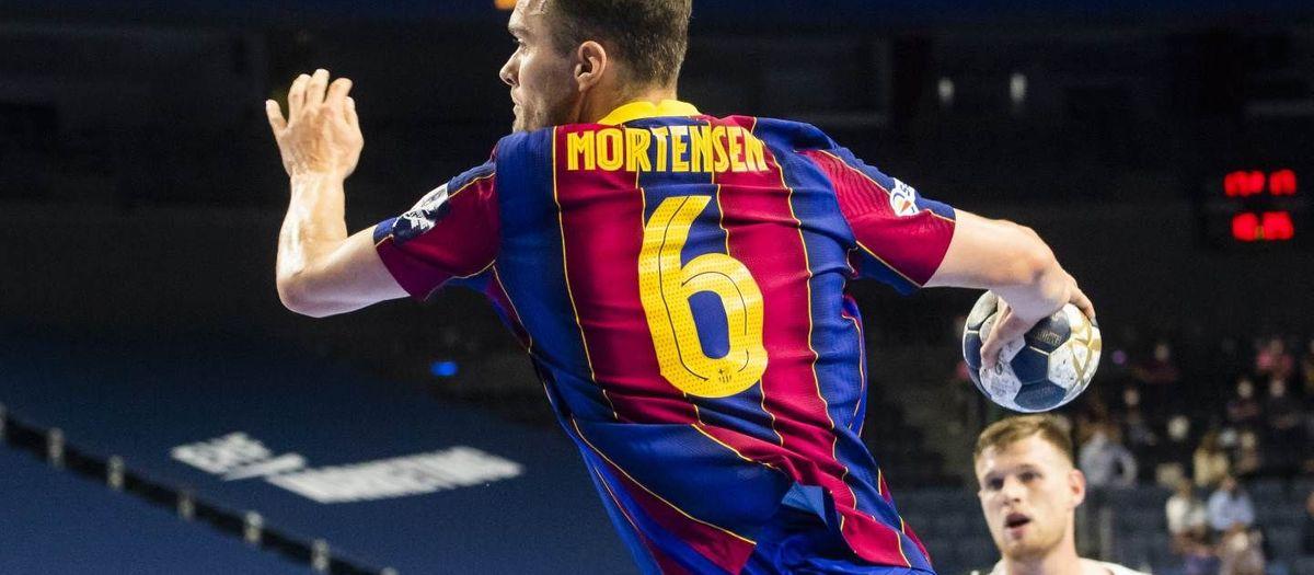 Mortensen tanca l'etapa al Barça