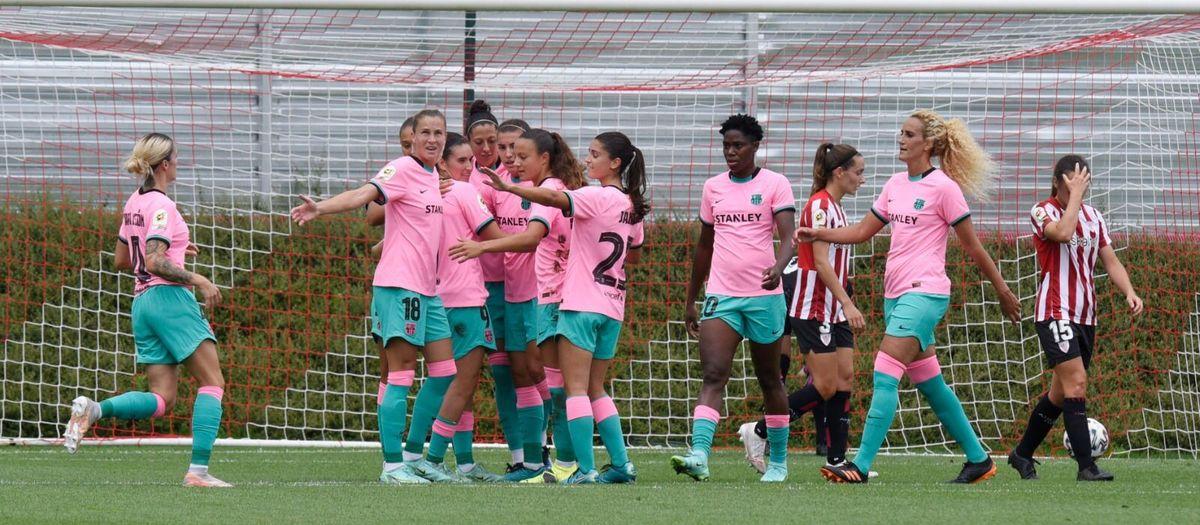 Athletic Club - Barça: Nou triomf per concloure els partits a domicili (0-4)