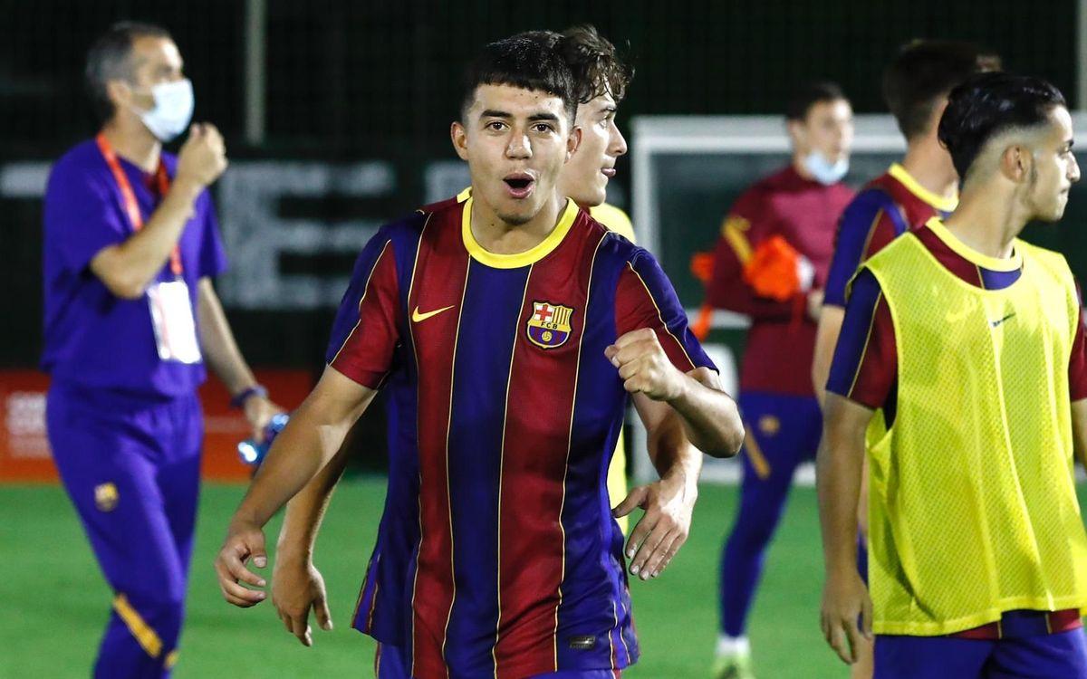 Deportivo La Corunya – Juvenil A: L'ambició del doblet