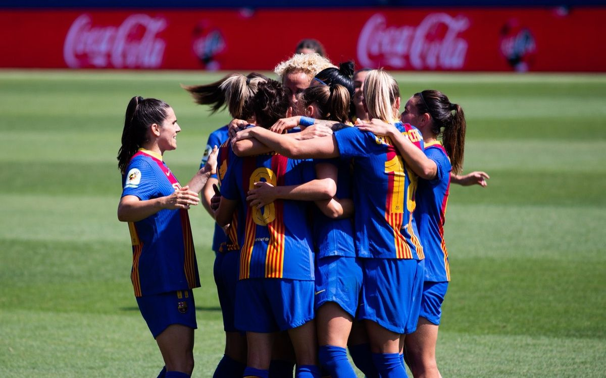 LIVE WOMEN'S FOOTBALL: FC Barcelona v Arsenal