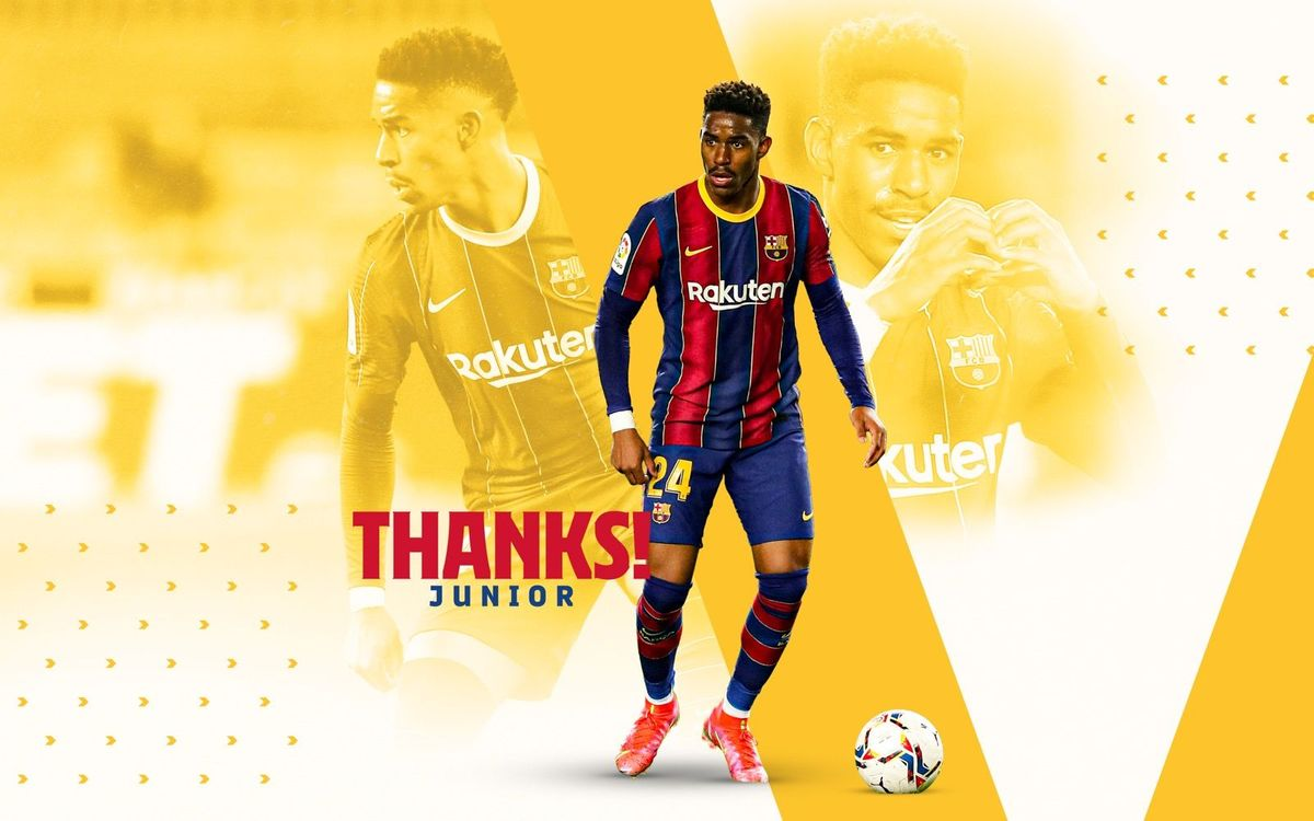 Agreement with Leeds United for the transfer of Junior Firpo