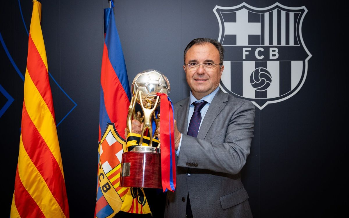 """""""Volem ser un mirall per a la base del futbol sala català"""""""