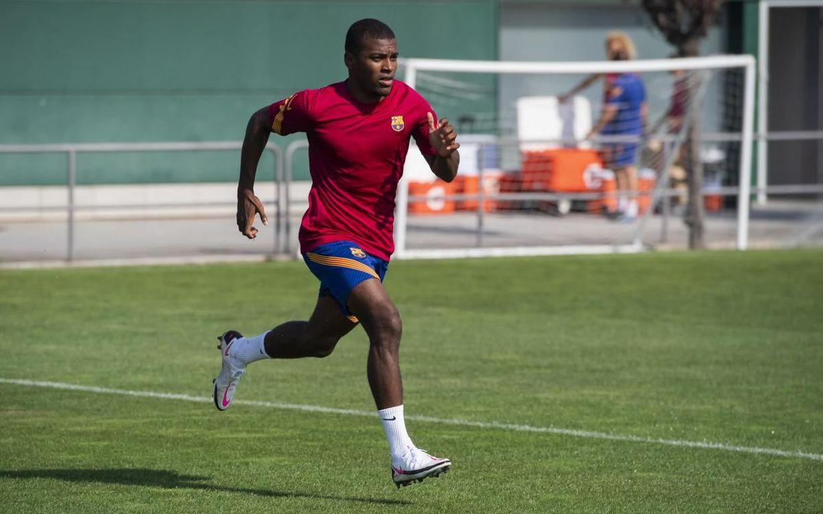 La UD Almería ejerce la opción de compra por Sergio Akieme por 3,5 millones de euros