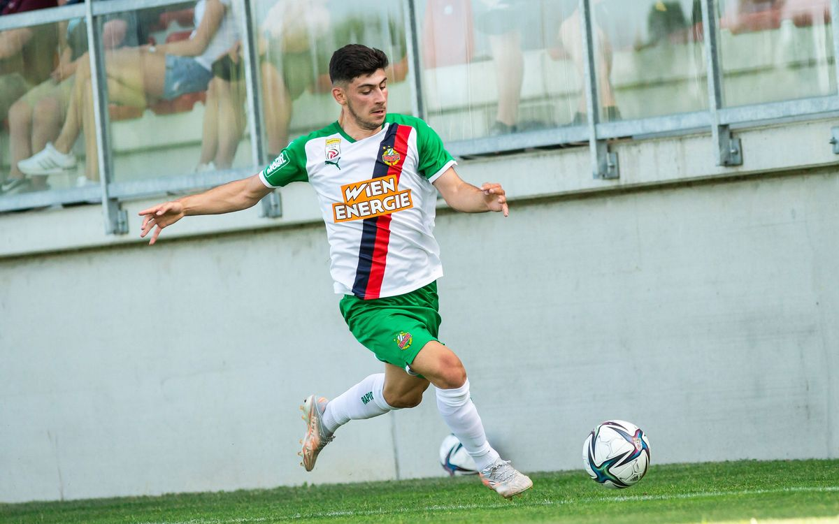 Agreement with SK Rapid Vienna for loan of Yusuf Demir