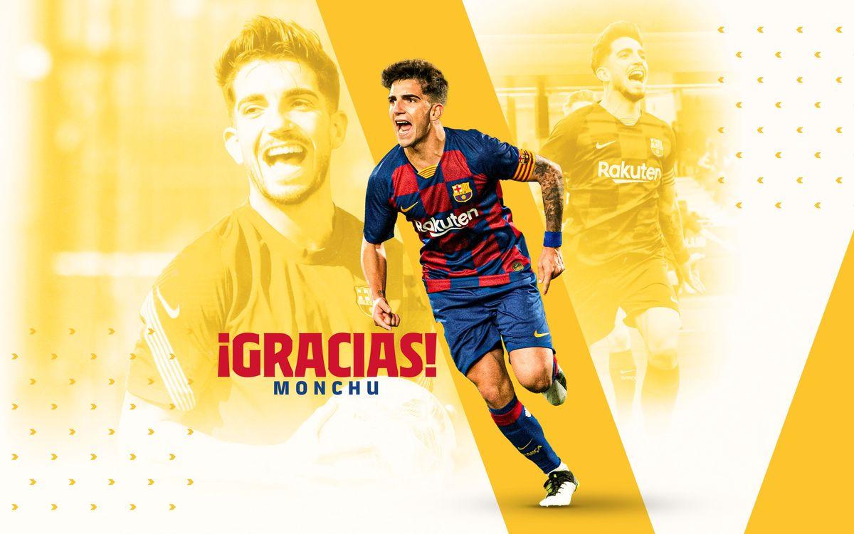 Monchu jugará en el Granada