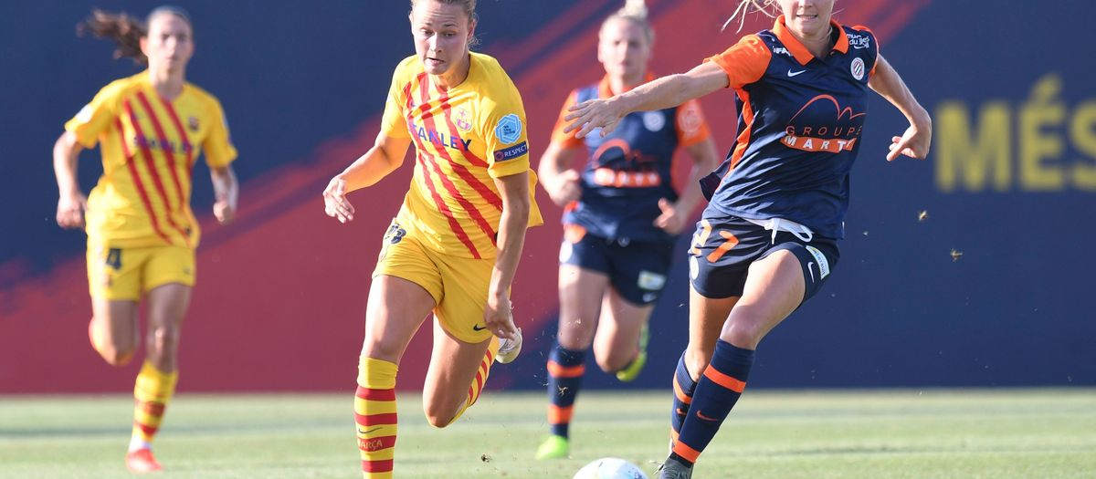 Preseason for Barça Women takes shape