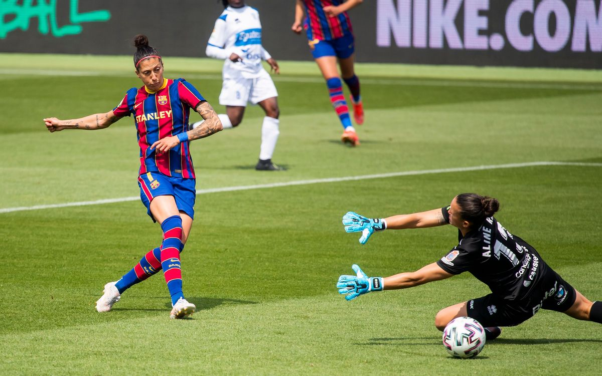 Un Barça-Granadilla para empezar la Liga